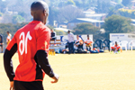 ALEXANDRA UNITED defeated Maccabi FC 1-0 in the Gauteng ABC Motsepe League on Saturday at Edenvale Rugby Club, Edenvale. Substitute Patrick Meso came from the bench to score the only goal of the game to help Alexandra United close the gap and stop the high-fl ying Maccabi FC in the Gauteng ABC Motsepe league's top of the table